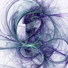 digital fractal artwork