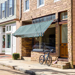 traditional storefronts - Annapolis, Maryland